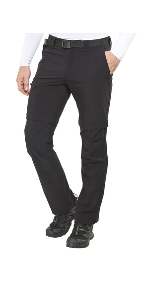Maier Sports Tajo 2 Zip Off Hose Herren black